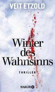 Winter des Wahnsinns - Cover