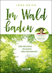 Im Wald baden - Cover