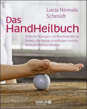 Das HandHeilbuch - Cover