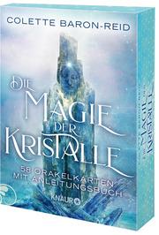 Die Magie der Kristalle - Cover