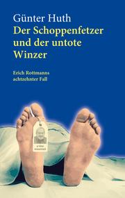 Der Schoppenfetzer und der untote Winzer - Cover