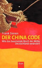 Der China Code - Cover
