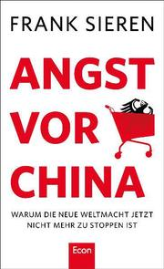 Angst vor China - Cover