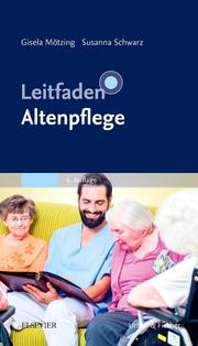 Leitfaden Altenpflege - Cover