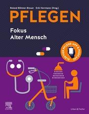 PFLEGEN Fokus Alter Mensch - Cover