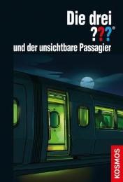 Die drei Fragezeichen und der unsichtbare Passagier