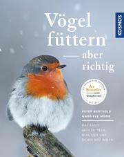 Vögel füttern, aber richtig - Cover