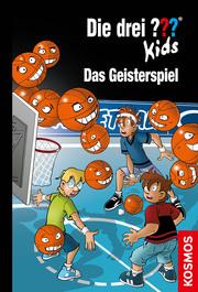 Die drei ??? Kids - Das Geisterspiel - Cover