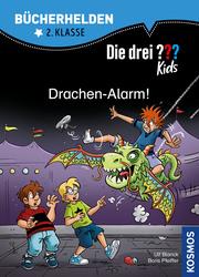 Die drei ??? Kids - Drachen-Alarm! - Cover