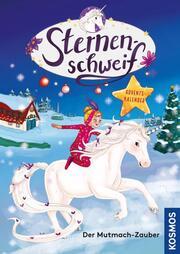 Sternenschweif Adventskalender - Der Mutmach-Zauber - Cover