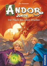 Andor Junior, 1, Der Fluch des roten Drachen
