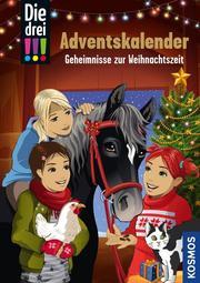 Die drei !!! - Geheimnisse zur Weihnachtszeit - Cover