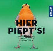 Hier piept's! - Gefiederte Stars und ihre Songs - Cover