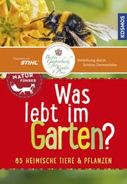 Was lebt im Garten? - Cover