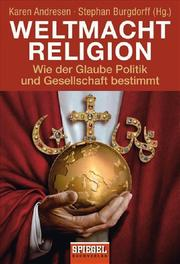 Weltmacht Religion - Cover