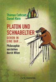 Platon und Schnabeltier gehen in eine Bar... - Cover