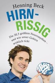 Hirnrissig - Cover