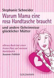 Warum Mama eine rosa Handtasche braucht - Cover