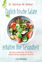 Täglich frische Salate erhalten Ihre Gesundheit - Cover