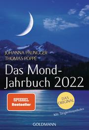 Das Mond-Jahrbuch 2022 - Cover
