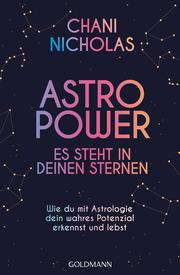 Astro-Power - Es steht in deinen Sternen - Cover