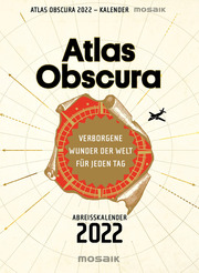 Atlas Obscura 2022 - Cover