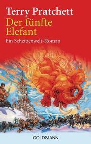 Der fünfte Elefant - Cover