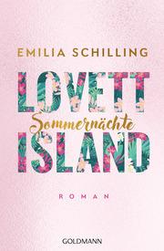 Lovett Island. Sommernächte - Cover