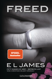 Freed - Fifty Shades of Grey. Befreite Lust von Christian selbst erzählt - Cover