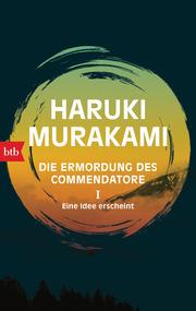 Die Ermordung des Commendatore I - Eine Idee erscheint - Cover