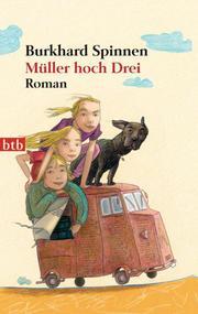 Müller hoch Drei - Cover
