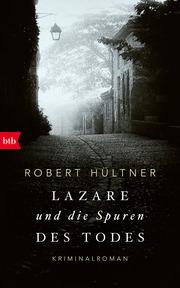 Lazare und die Spuren des Todes - Cover