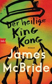 Der heilige King Kong - Cover