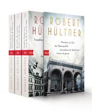 Inspektor Kajetan: Die gesamte Reihe in drei Bänden im Schuber