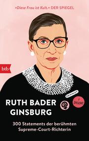 Ruth Bader Ginsburg - Cover