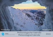 Meteorologischer Kalender/Meteorological Calendar 2022 - Cover
