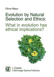 Evolution by Natural Selection and Ethics