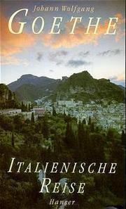 Italienische Reise - Cover