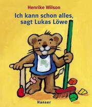 'Ich kann schon alles', sagt Lukas Löwe