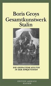 Gesamtkunstwerk Stalin - Cover