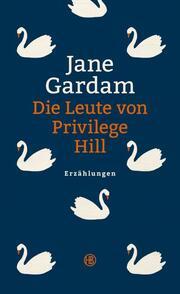Die Leute von Privilege Hill - Cover