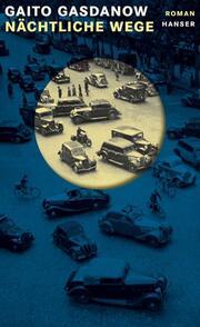 Nächtliche Wege - Cover