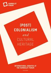 (Post)Colonialism and Cultural Heritage - Cover