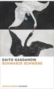 Schwarze Schwäne - Cover
