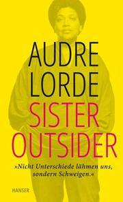 Sister Outsider - Cover