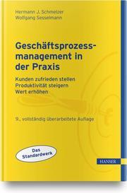 Geschäftsprozessmanagement in der Praxis - Cover