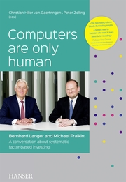 Computers are only human - Cover