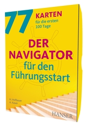 Der Navigator für den Führungsstart
