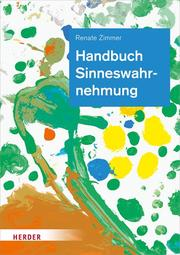 Handbuch Sinneswahrnehmung - Cover