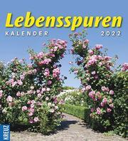 Lebensspuren Kalender 2022 - Cover